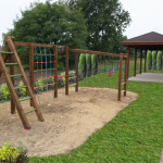Wizualizacja ogrodu plac przy domu