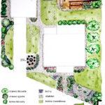 Sulęcinek - ogród z aleją róż