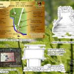 Tablica informacyjna ścieżka edukacyjna projekt
