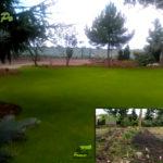 Ogród pod Środą po odnowieniu
