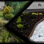 Ogród przed i po renowacji